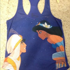 Disney Aladdin women's tank top